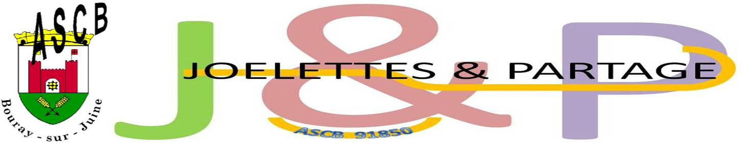 Joëlettes & Partage